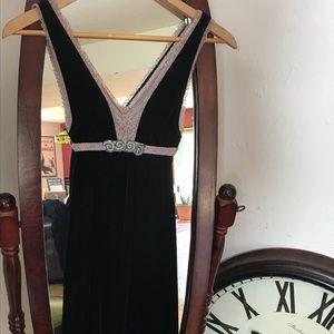 FREE PEOPLE • Velvet Cocktail Dress